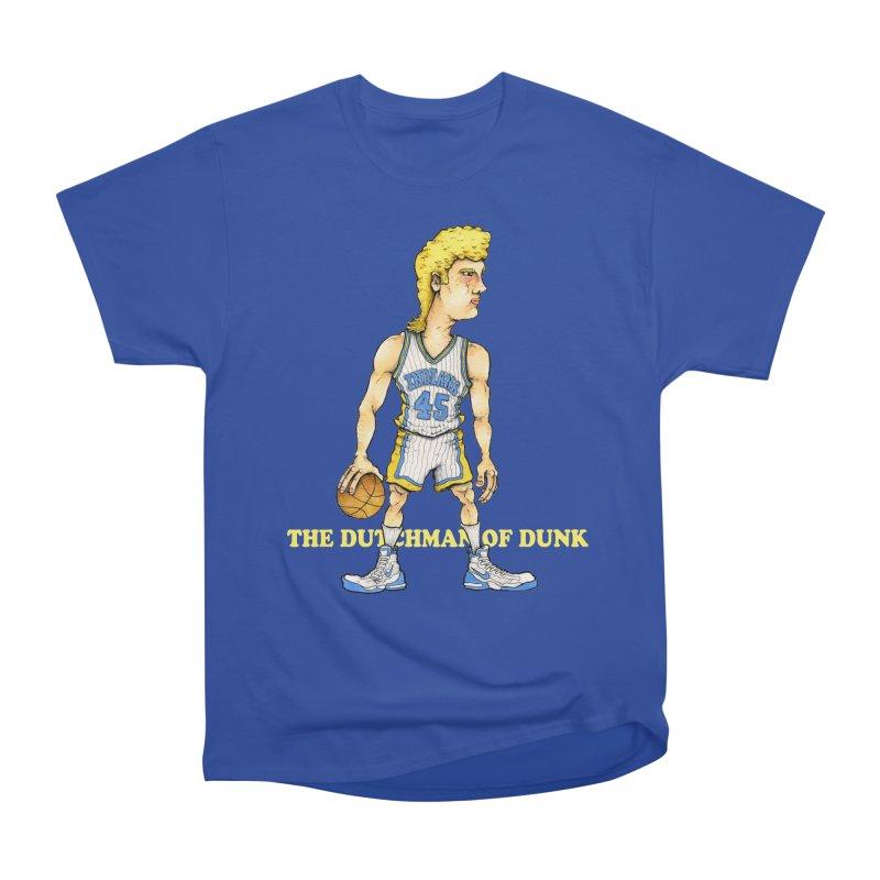 The Dunking Dutchman Men's Classic T-Shirt by Adam Ballinger Artist Shop