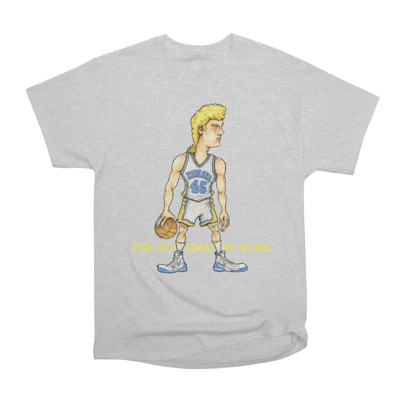 The Dunking Dutchman Men's Classic T-Shirt by Adam Ballinger Artist Shop