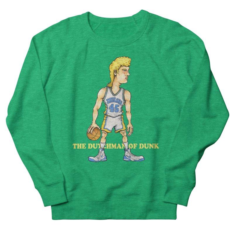 The Dunking Dutchman Women's Sweatshirt by Adam Ballinger Artist Shop