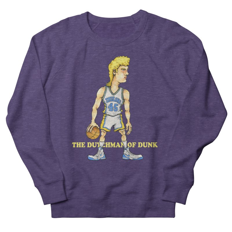 The Dunking Dutchman Men's Sweatshirt by Adam Ballinger Artist Shop