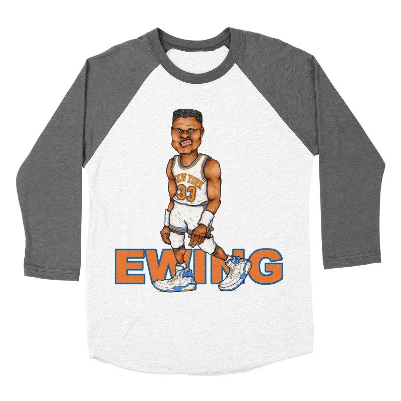 PAT Men's Baseball Triblend T-Shirt by Adam Ballinger Artist Shop