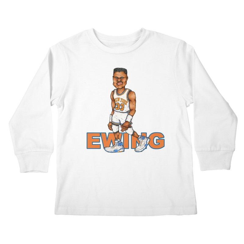 PAT Kids Longsleeve T-Shirt by Adam Ballinger Artist Shop