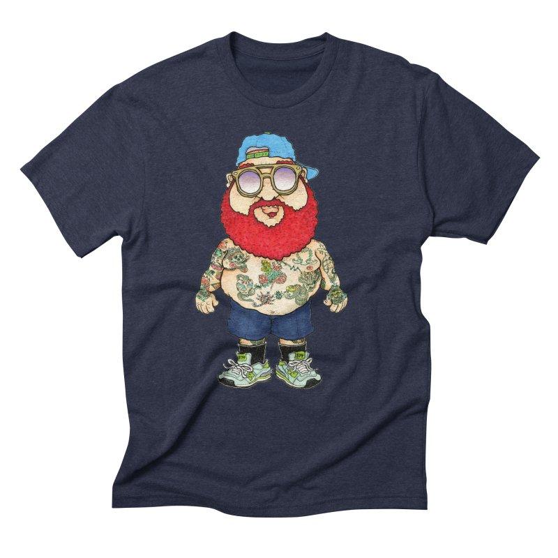 7000 Men's Triblend T-Shirt by Adam Ballinger Artist Shop