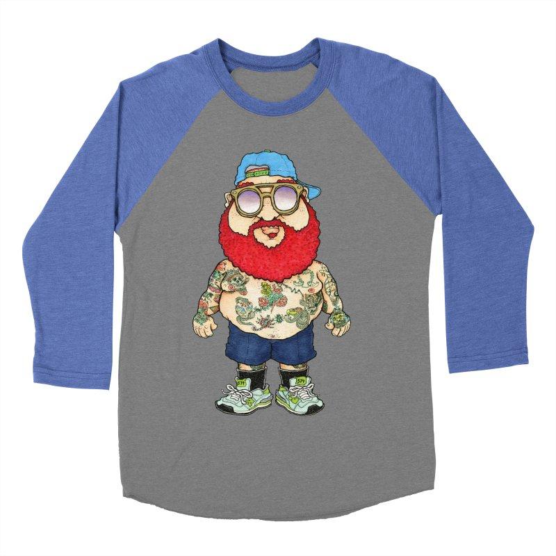 7000 Women's Baseball Triblend T-Shirt by Adam Ballinger Artist Shop