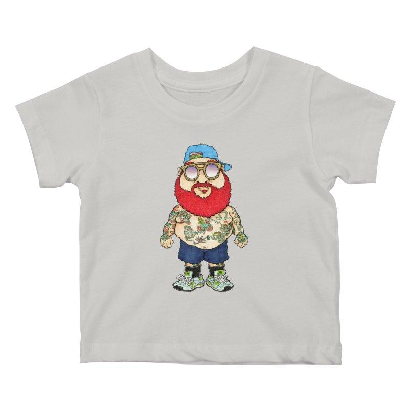 7000 Kids Baby T-Shirt by Adam Ballinger Art