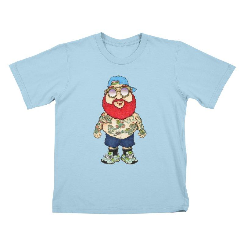 7000 Kids T-shirt by Adam Ballinger Artist Shop