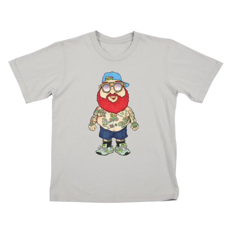 7000 Kids T-Shirt by Adam Ballinger Artist Shop