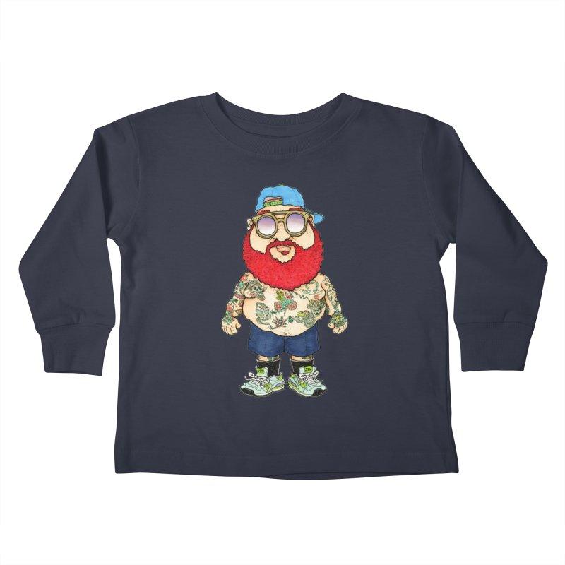 7000 Kids Toddler Longsleeve T-Shirt by Adam Ballinger Art
