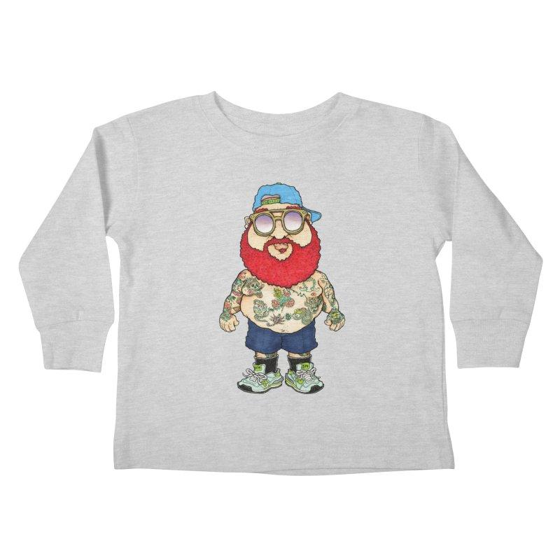 7000 Kids Toddler Longsleeve T-Shirt by Adam Ballinger Artist Shop