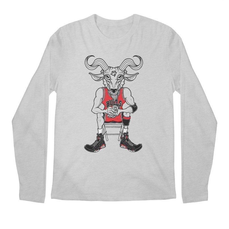 The Goat Men's Longsleeve T-Shirt by Adam Ballinger Artist Shop
