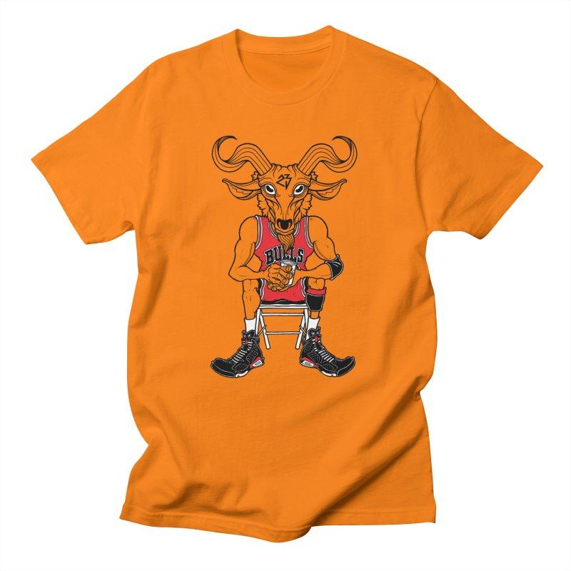 The Goat Men's T-Shirt by Adam Ballinger Art