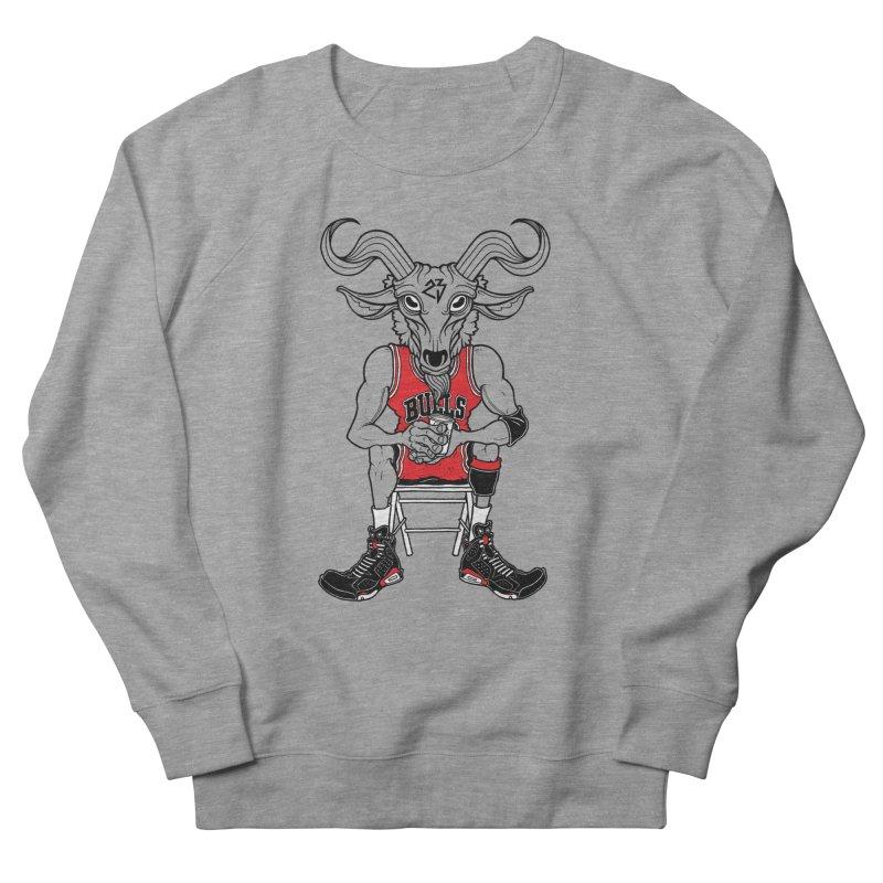 The Goat Women's Sweatshirt by Adam Ballinger Art