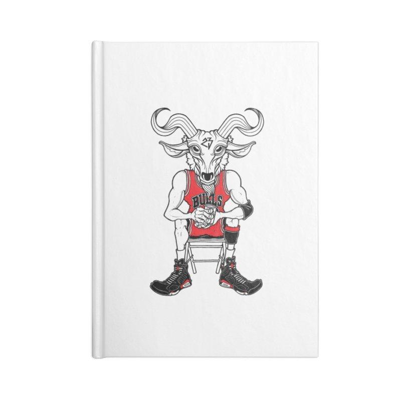 The Goat Accessories Notebook by Adam Ballinger Artist Shop