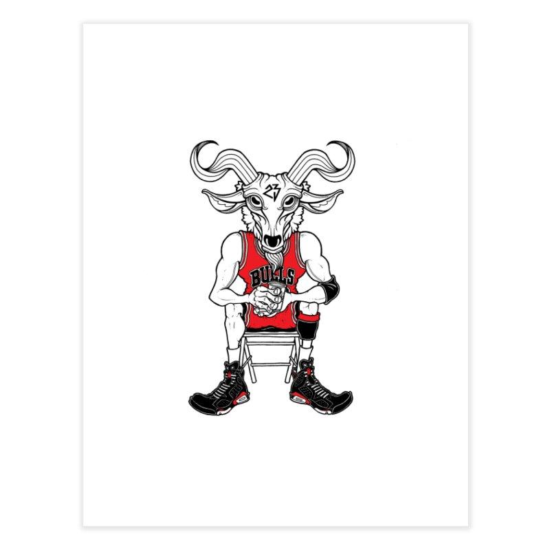 The Goat Home Fine Art Print by Adam Ballinger Artist Shop