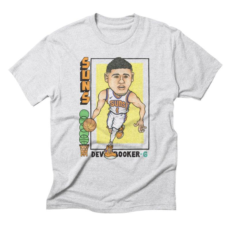 Book Men's Triblend T-Shirt by Adam Ballinger Artist Shop
