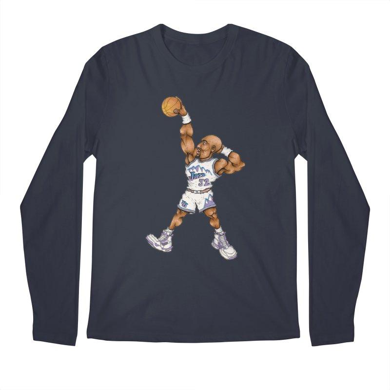 mailman Men's Longsleeve T-Shirt by Adam Ballinger Artist Shop