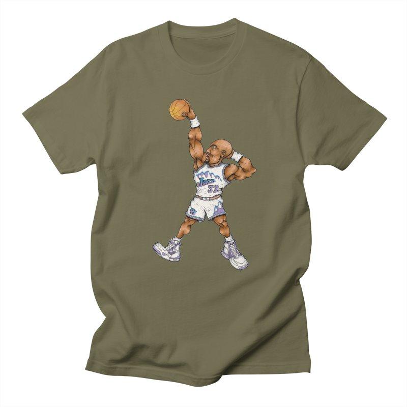 mailman Men's T-Shirt by Adam Ballinger Artist Shop