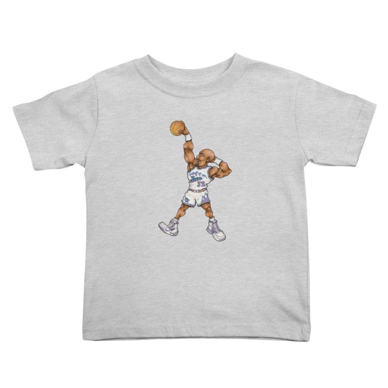 mailman Kids Toddler T-Shirt by Adam Ballinger Artist Shop