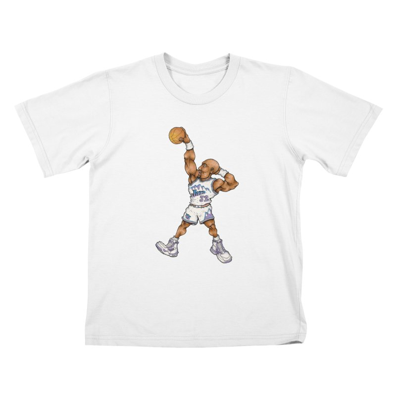mailman Kids T-Shirt by Adam Ballinger Artist Shop