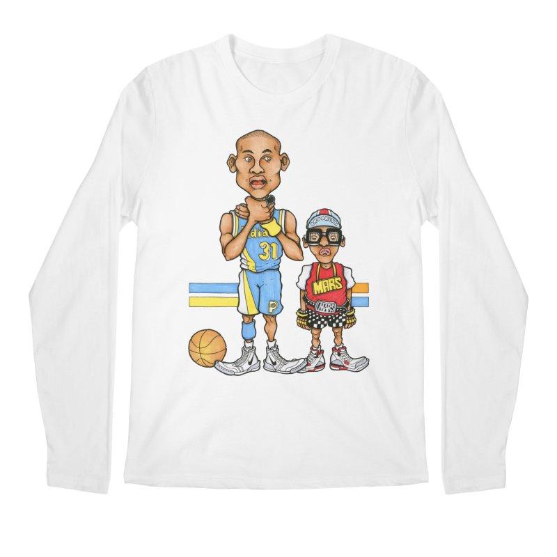 sad mars Men's Longsleeve T-Shirt by Adam Ballinger Artist Shop