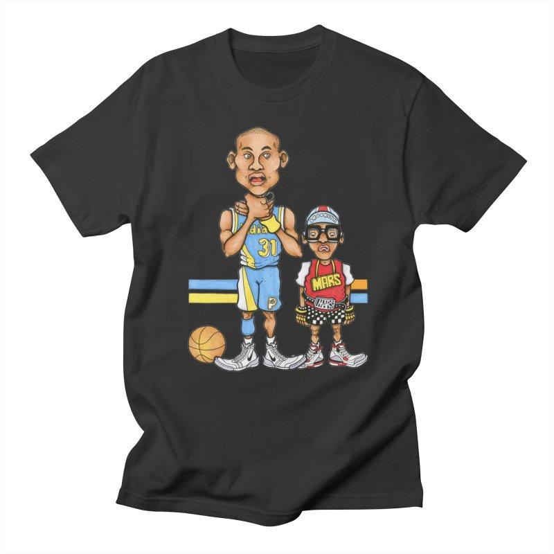 sad mars Men's T-Shirt by Adam Ballinger Artist Shop