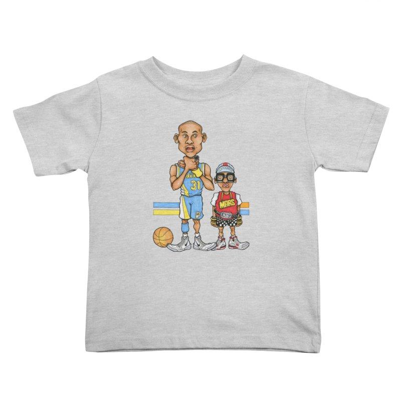 sad mars Kids Toddler T-Shirt by Adam Ballinger Artist Shop