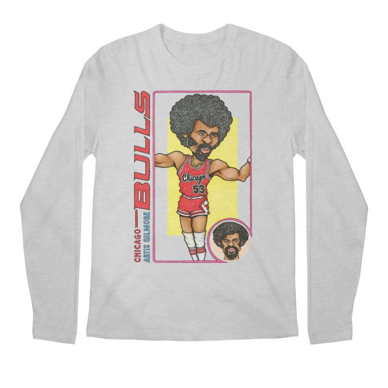 artist gilmore Men's Longsleeve T-Shirt by Adam Ballinger Artist Shop