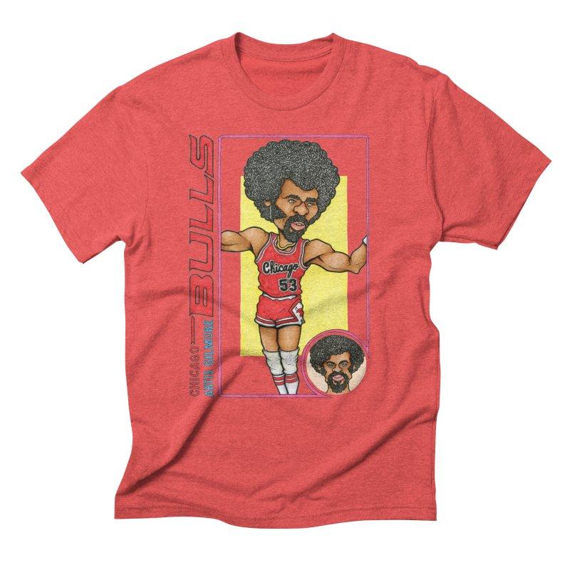 artist gilmore Men's Triblend T-Shirt by Adam Ballinger Artist Shop
