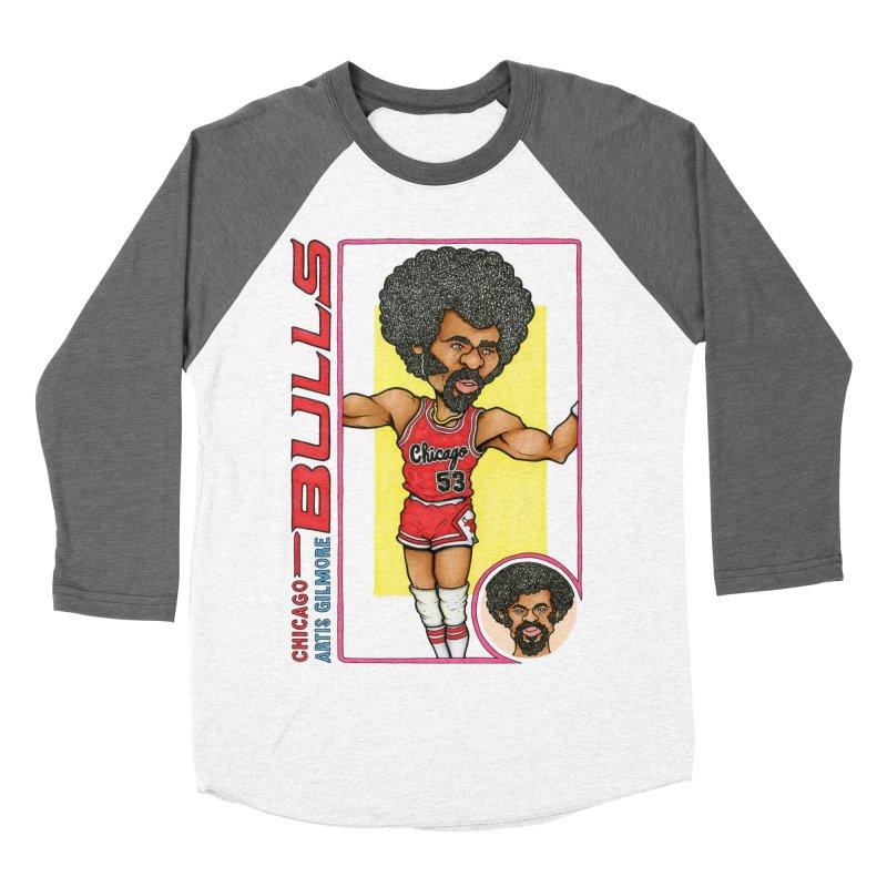 artist gilmore Men's Baseball Triblend T-Shirt by Adam Ballinger Artist Shop