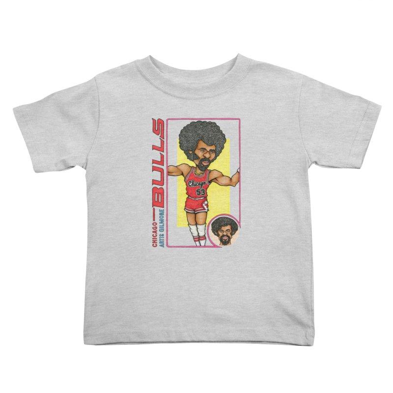 artist gilmore Kids Toddler T-Shirt by Adam Ballinger Artist Shop