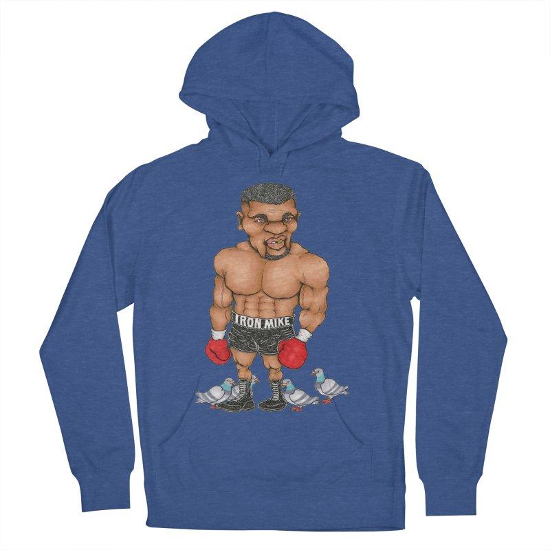 IRON MIKE Men's Pullover Hoody by Adam Ballinger Artist Shop