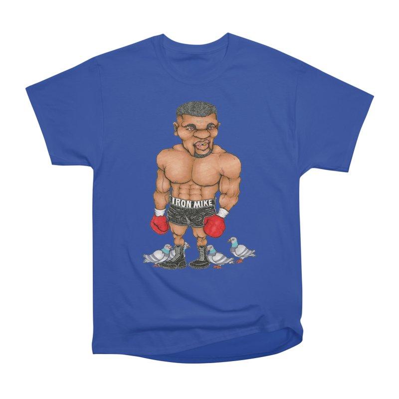 IRON MIKE Men's Classic T-Shirt by Adam Ballinger Art