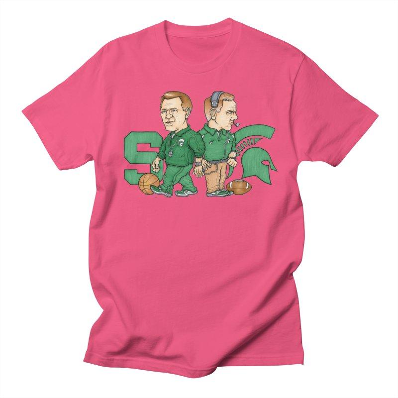 Spartanz Women's Unisex T-Shirt by Adam Ballinger Artist Shop