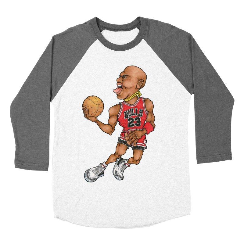 TWO CHAINS Men's Baseball Triblend T-Shirt by Adam Ballinger Art