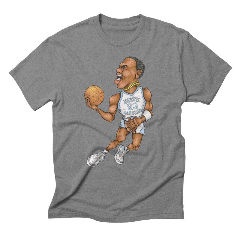 remix Men's Triblend T-Shirt by Adam Ballinger Art