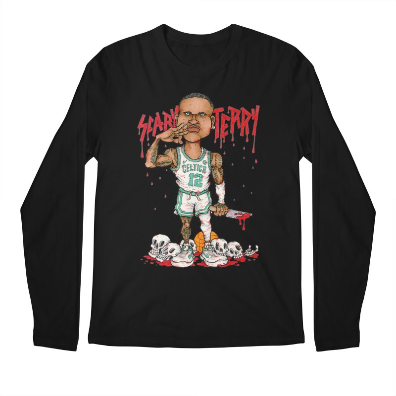 TERRY ROZIER III Men's Longsleeve T-Shirt by Adam Ballinger Art