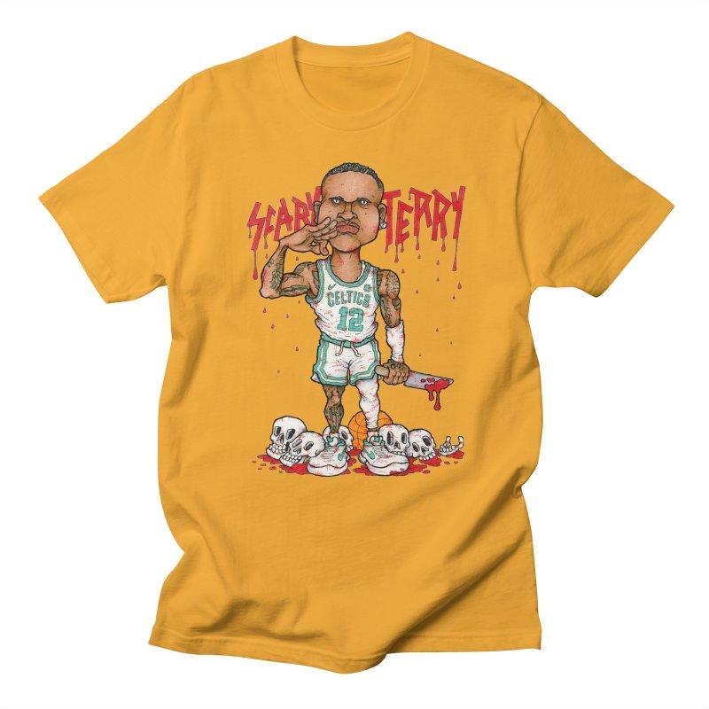 TERRY ROZIER III Men's T-Shirt by Adam Ballinger Art