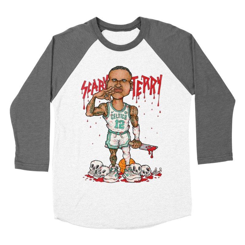 TERRY ROZIER III Men's Baseball Triblend T-Shirt by Adam Ballinger Art