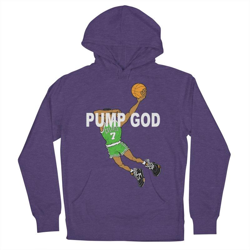 PUMP UP. AIR OUT. Women's Pullover Hoody by Adam Ballinger Art