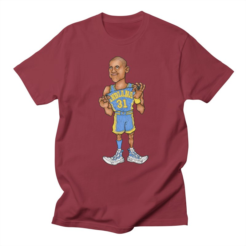 Reggie Women's Unisex T-Shirt by Adam Ballinger Art