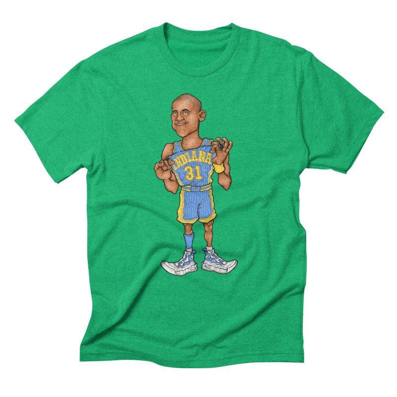 Reggie Men's Triblend T-Shirt by Adam Ballinger Art