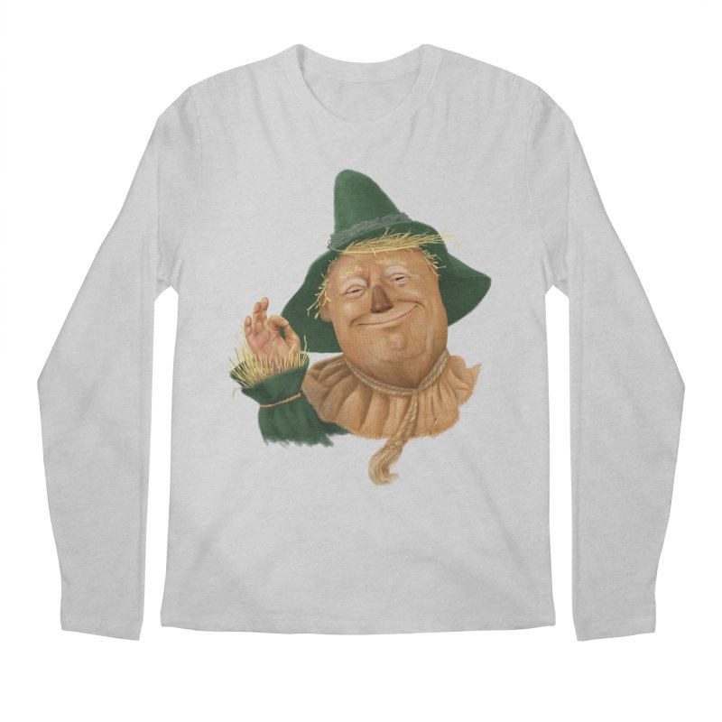 If I Only had a Brain Men's Regular Longsleeve T-Shirt by Adam Celeban's Shop