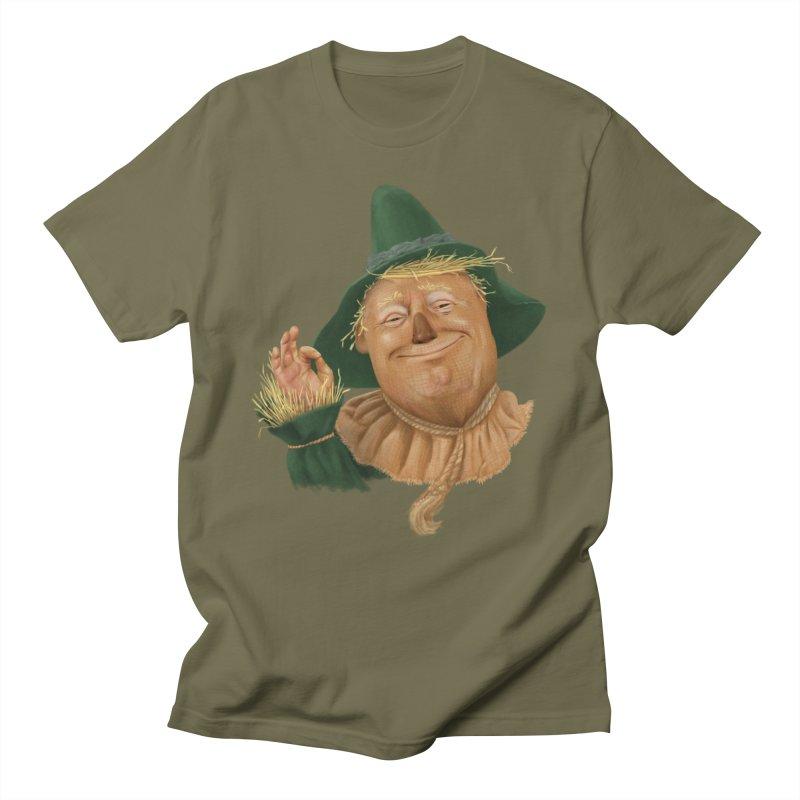 If I Only had a Brain Women's Regular Unisex T-Shirt by Adam Celeban's Shop
