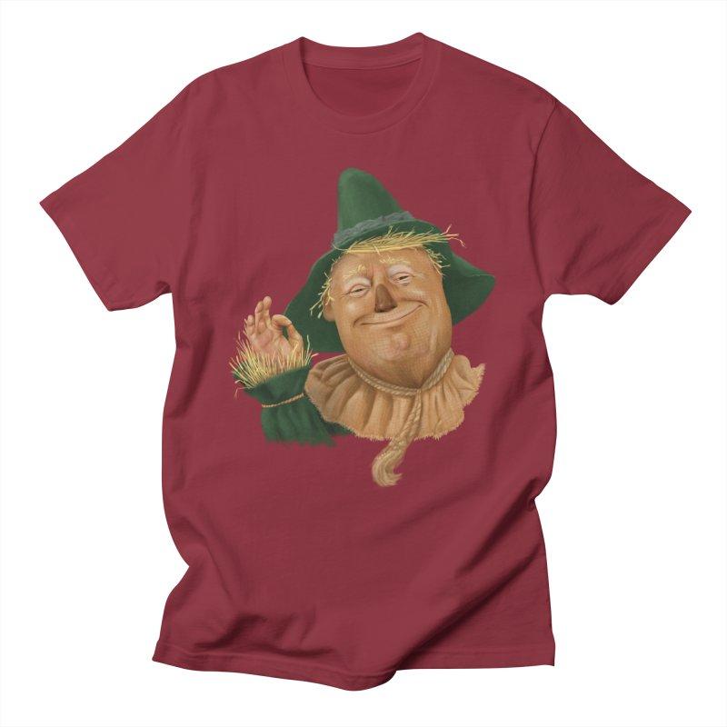 If I Only had a Brain Men's Regular T-Shirt by Adam Celeban's Shop