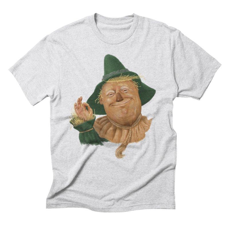 If I Only had a Brain Men's Triblend T-shirt by Adam Celeban's Shop