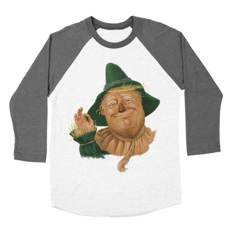 If I Only had a Brain Women's Baseball Triblend Longsleeve T-Shirt by Adam Celeban's Shop