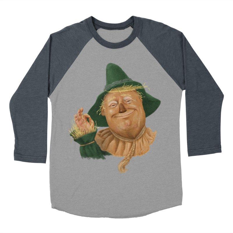 If I Only had a Brain Women's Baseball Triblend T-Shirt by Adam Celeban's Shop