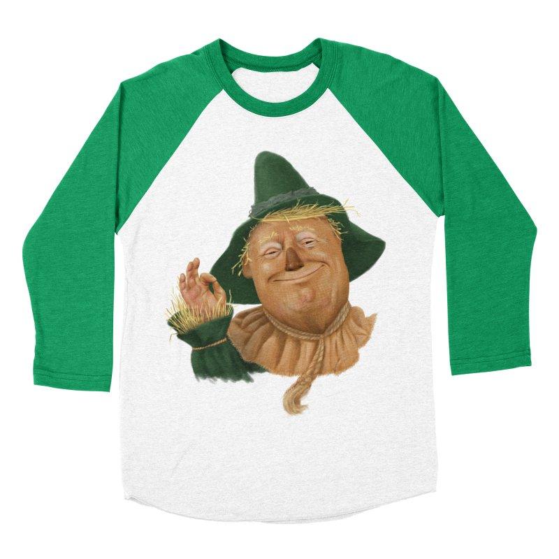 If I Only had a Brain Men's Baseball Triblend Longsleeve T-Shirt by Adam Celeban's Shop
