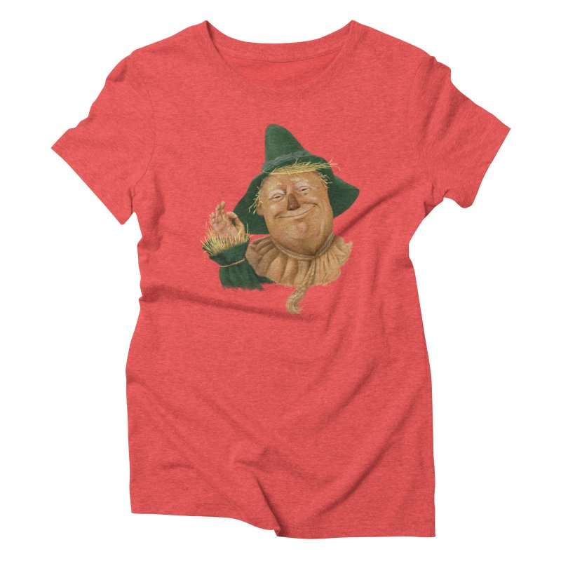 If I Only had a Brain Women's Triblend T-Shirt by Adam Celeban's Shop