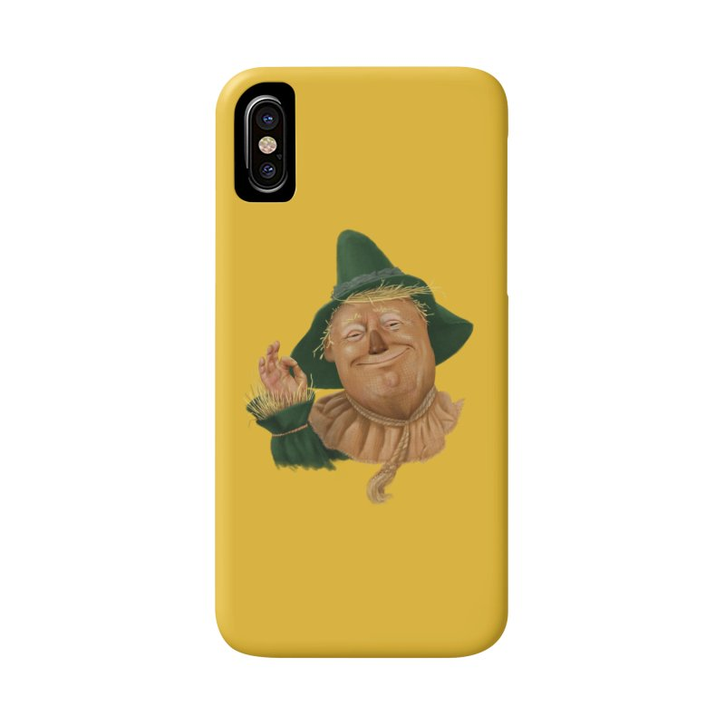 If I Only had a Brain Accessories Phone Case by Adam Celeban's Shop